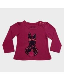 بلوز نوزاد دختر خرگوش - 1 سال *