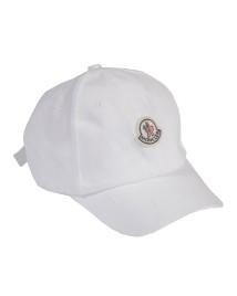 کلاه کپ اسپرت پسرانه Moncler رنگ سفید