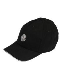 کلاه کپ اسپرت پسرانه Moncler رنگ مشکی