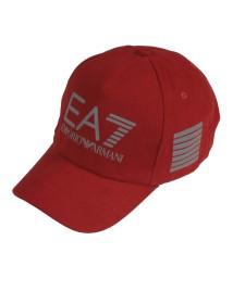 کلاه کپ اسپرت پسرانه Armani رنگ قرمز